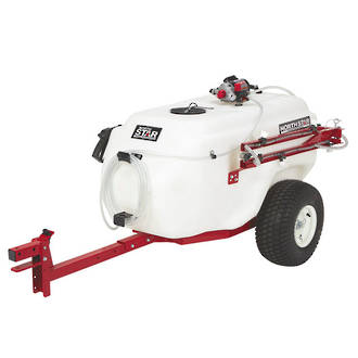 NorthStar 383L Tow-Behind Broadcast & Spot Sprayer