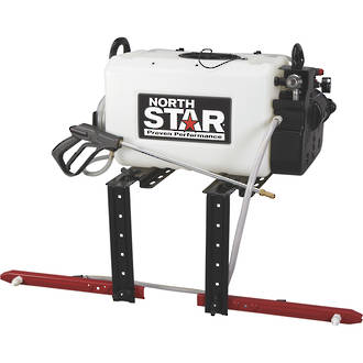 NorthStar Deluxe 60 Litre Spot and 2-Nozzle Boom Spot Sprayer