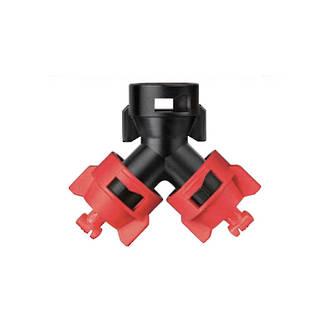 TeeJet Turbo Duo Flat Fan Spray Tips