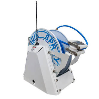 Quik Spray QR-50 12V Reel with 50m Hose