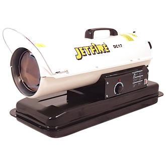 Jetfire 240V Diesel / Kero Heater - Forced Air 17kW
