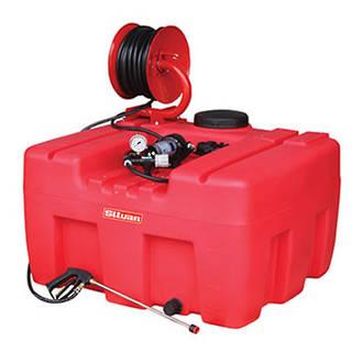 Silvan 400L Hi Capacity SquatPak with Hose Reel