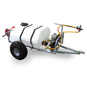 InEx 400 Litre 12-Volt Trailed Spot Sprayer