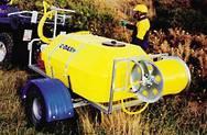 C-Dax 400 litre trailer.