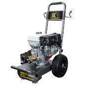 BE Petrol Pressure Cleaner 3800 psi Honda Direct Drive