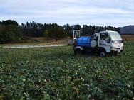 1600 Litre spray truck