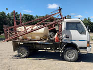 2000L Mitsubishi Canter 4x4 Trade-in
