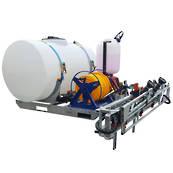 NAM 600L Deckmount Sprayer Custom Build