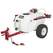 NorthStar 155L Tow-Behind Broadcast & Spot Sprayer