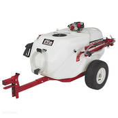 NorthStar 231L Tow-Behind Broadcast & Spot Sprayer