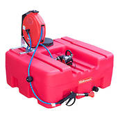 Silvan 300L SquatPak with Retractable Hose Reel