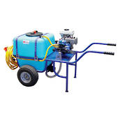 Bertolini 100L Wheelbarrow Sprayer