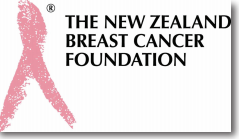 The New Zealand Breast Cancer Foundation Logo