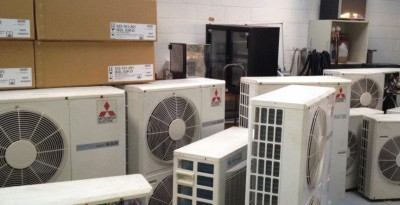 North Shore Refrigeration Service Workshop