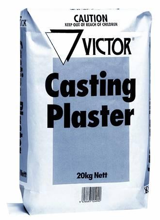 Victor Casting Plaster 20kg