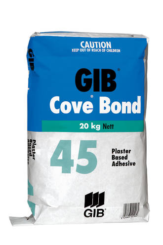 GIB Cove Bond 45 20kg