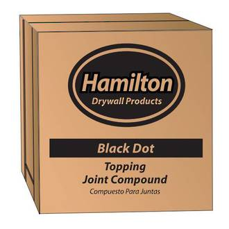 Hamilton Black Dot Topping Carton (13.6ltr)