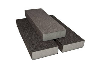 Large Sanding Block (Med/Fine)