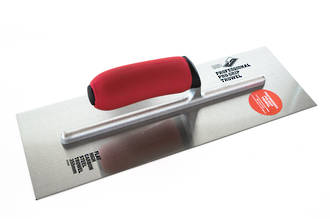 NZCDS Pro-Grip Flat Trowel Carbon Steel (355mm)