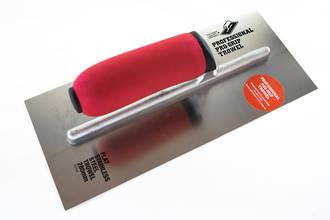 NZCDS Pro-Grip Flat Trowel S/S (280mm)