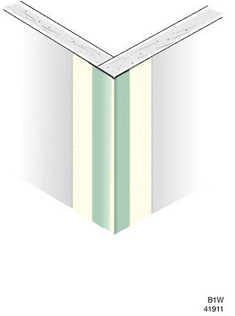 USG Sheetrock Paper Face 2.7m Externals