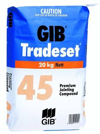 GIB TradeSet 45 20kg
