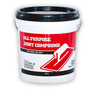 NZCDS Home Brand Midweight All-Purpose Joint Compound 15L