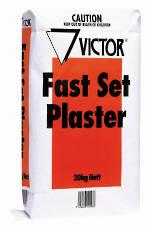 Victor Fast Set Plaster 20kg