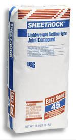 USG Sheetrock EasySand 45 16kg