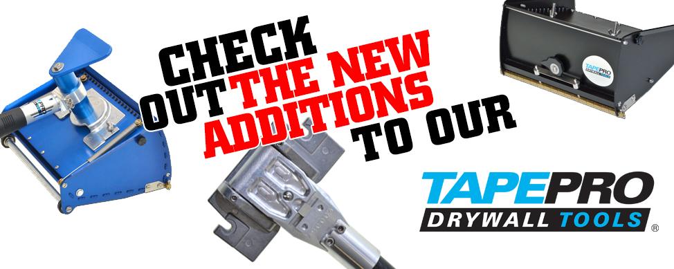 Tapepro Drywall Tools