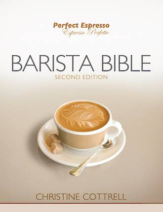 Barista Bible - OUT OF STOCK