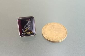 NZChefs Pin