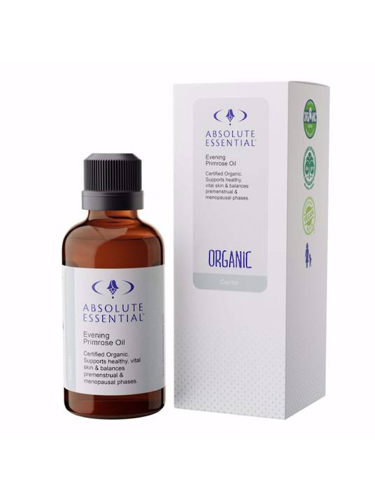Absolute Essential Evening Primrose Oil Organic, 50ml