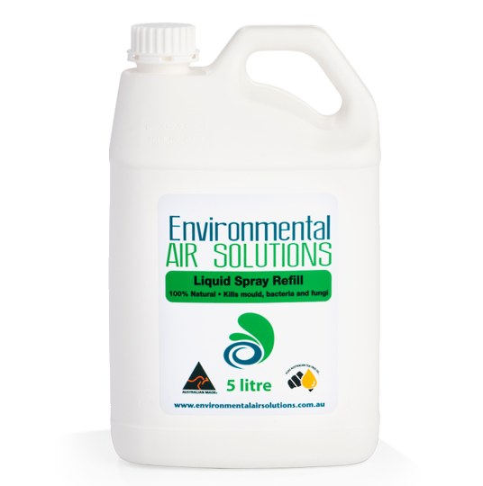 Clean Fresh Air Liquid Spray Refill, 5 Litre