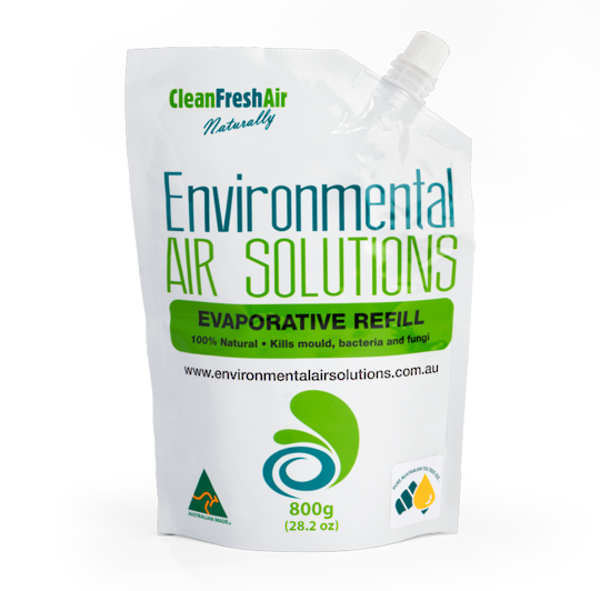 Clean Fresh Air Evaporative Refill, 800G