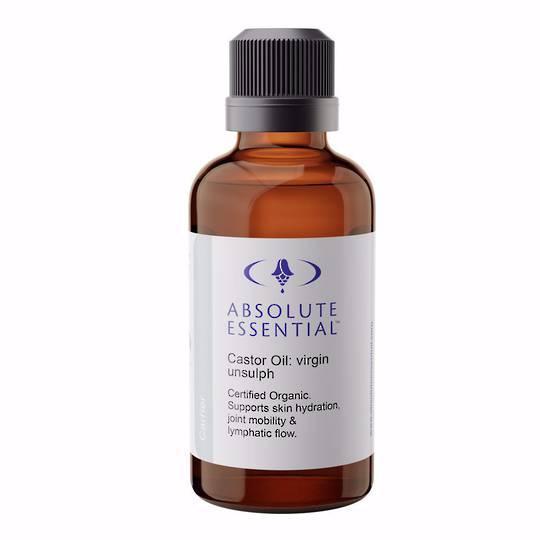 Absolute Essential Castor Oil (Unsulphanated), 50ml