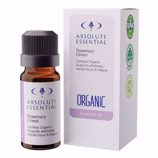 Absolute Essential Rosemary Cineol (Organic), 10ml
