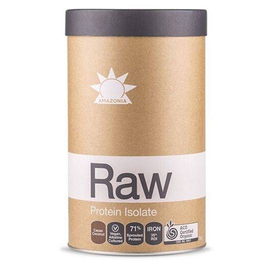 Amazonia Raw Protein Isolate, 1kg (3 flavours)