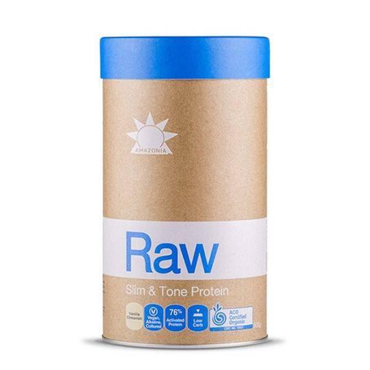 Amazonia Raw Slim & Tone Protein, 1kg