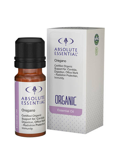 Absolute Essential Oregano (Organic), 10ml