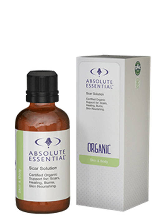 Absolute Essential Organic Scarless Solution, 50ml