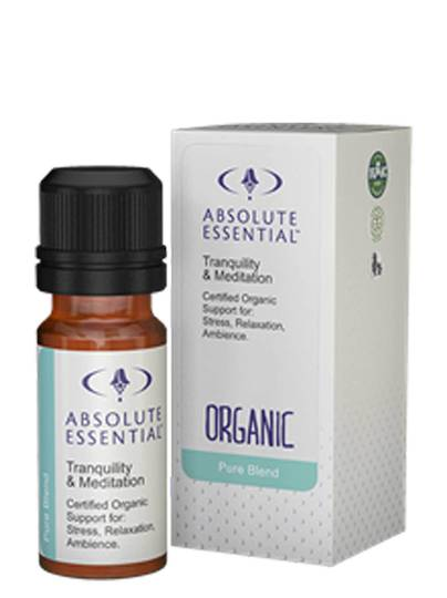 Absolute Essential Tranquility & Meditation, 10ml