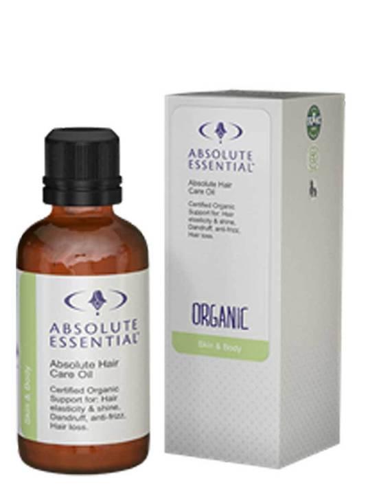 Absolute Essential Organic Absolute Hair Care Oil, 50ml