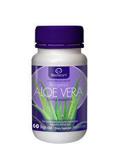Lifestream Biogenic Aloe Vera, 30, 60 or 120 Capsules