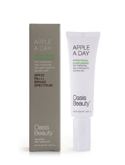 Oasis Beauty Apple A Day SPF25, 50ml