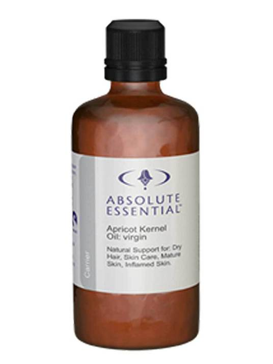 Absolute Essential Virgin Apricot Kernel Oil, 100ml