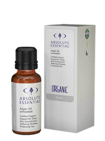 Absolute Essential Argan Oil Raw (Organic), 25ml, 100ml