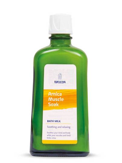 Weleda Arnica Muscle Soak , 200ml