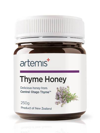 Artemis Thyme Honey, 250g (best before 18.11.20)