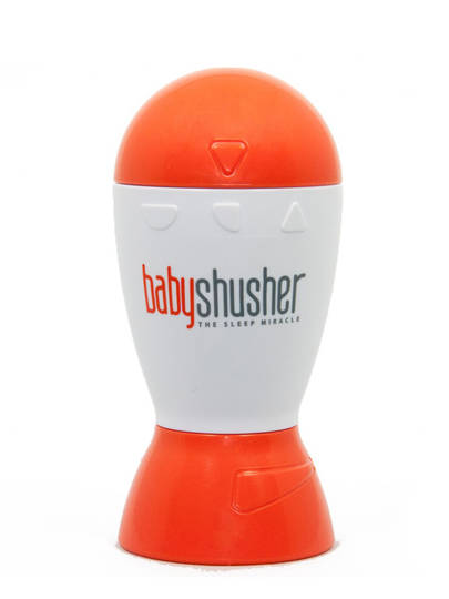 Cuddle Me Baby, Baby Shusher - The Sleep Miracle